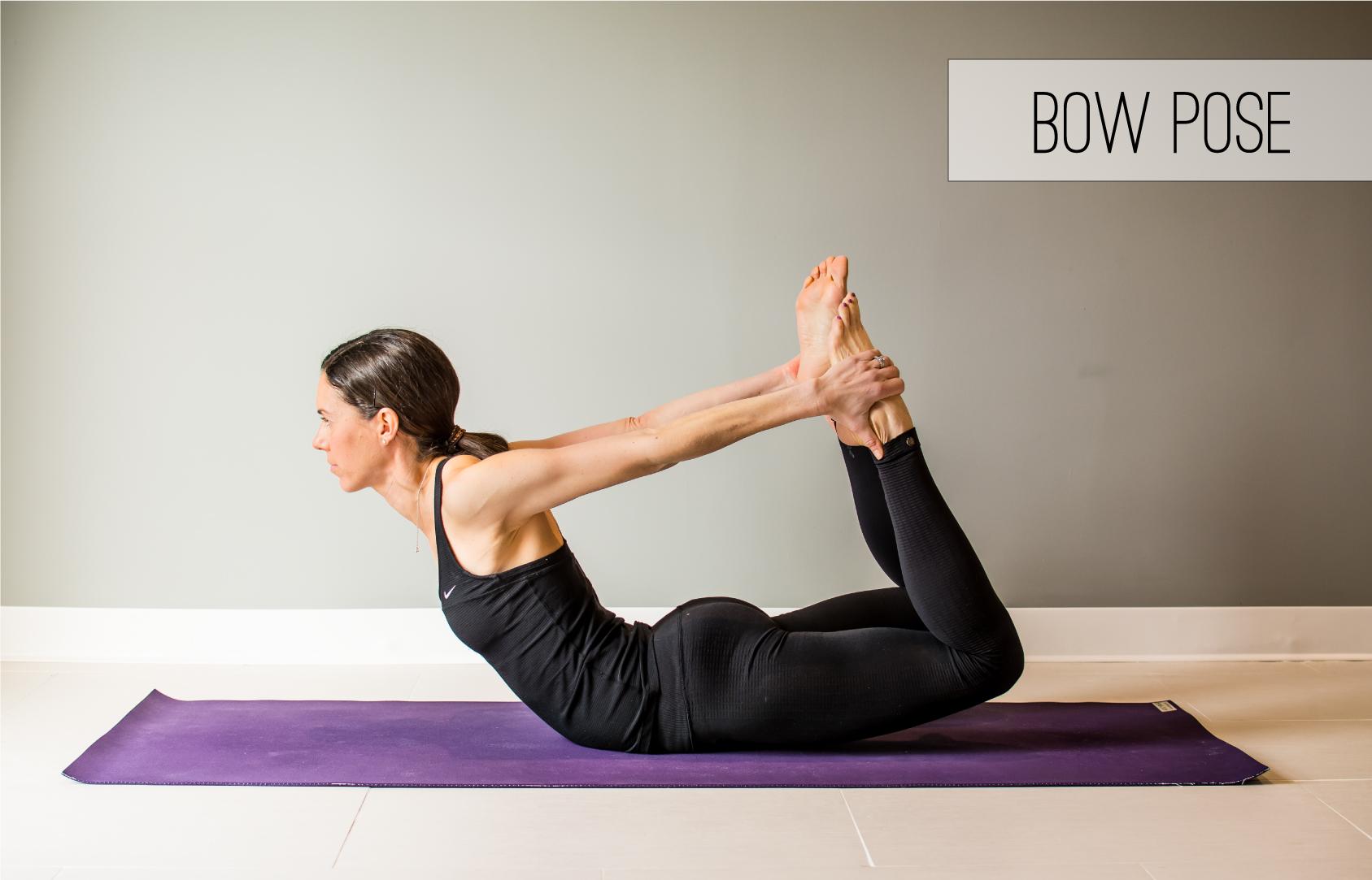 Yoga Series - #2 - Bow Pose | The Holistic Grail